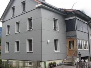 Fassadensanierung Rockpanel