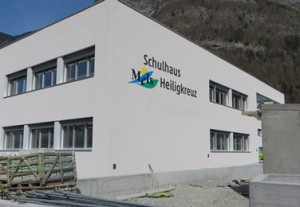 Schulhaus Heiligkreuz