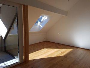 Ausbau Mehrfamilienhaus Dachgeschoss