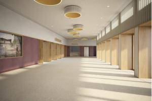 Visualisierung Foyer