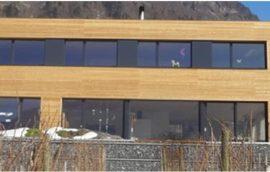 Moderner Holzbau Minergie-P